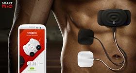 全球首款可穿戴运动肌肉刺激器SmartMio懒人必备