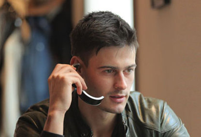 klatz智能手环 电话腕带切换自如
