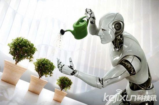 机器人来了 机器人替代人类还要多久?