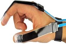 可穿戴的纤维传感器 实时动作数据监测