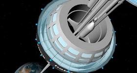 科学家设想未来十大交通工具:太空电梯可达月球