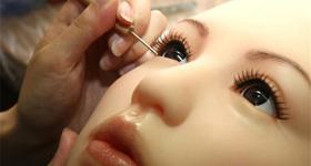 日本顶尖充气娃娃制造商打造最新3D超逼真产品
