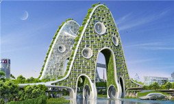 盘点:2050年巴黎智能城市的8个高科技建筑