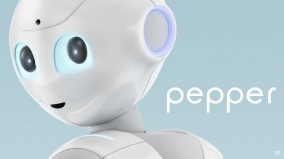 售价1660美元 300台Pepper机器人上市