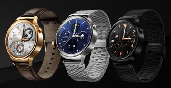 华为称智能手表是新蓝海 产品将定位中高端