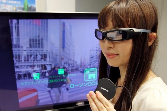 索尼可穿戴试水企业级市场:对自家智能手表也