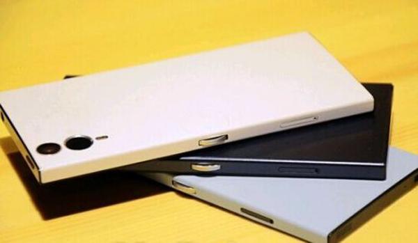 YunOS新机即将发布 背部配指纹识别功能