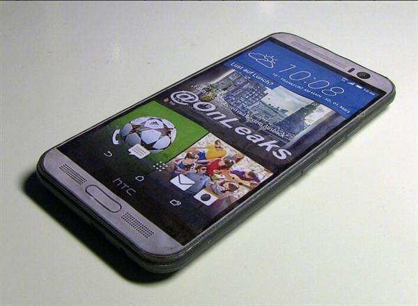 HTC新超级旗舰再曝光:真有实体键