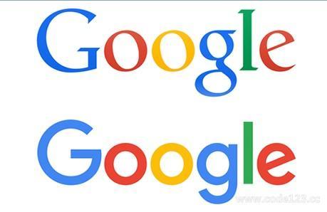谷歌公司 谷歌新logo 网站流量