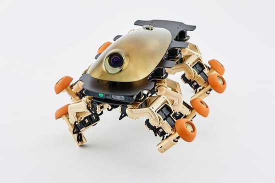 八脚机器人Halluc IIx会成为未来交通工具吗?