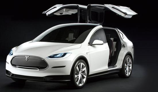 特斯拉9月29日发布SUV新车型Model X