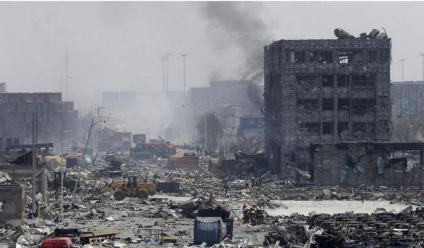 天津港爆炸让全球第二大保险公司损失16亿!