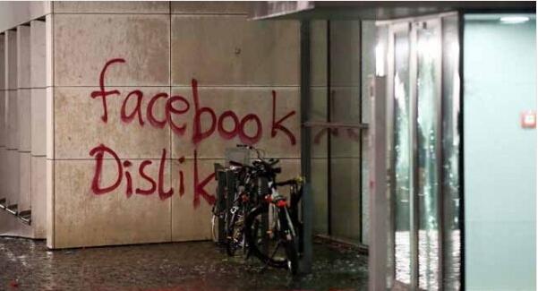 Facebook谷歌等同意德国要求24小时内删除仇视言论