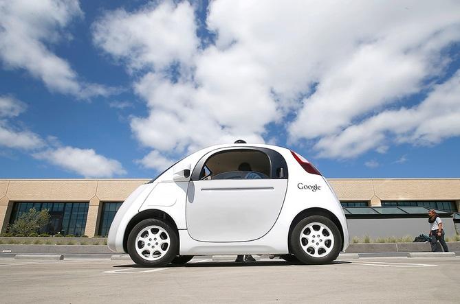 福特或为谷歌生产自动驾驶汽车双方正谈判