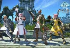 最终幻想14国际服版本3.15更新发布