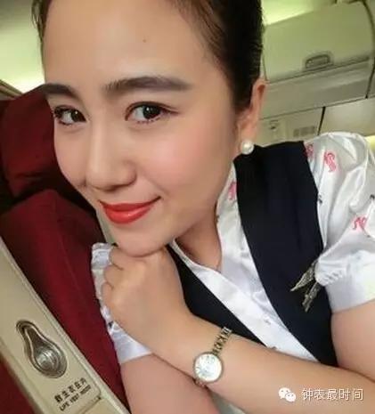为什么空姐都戴那么好的手表?