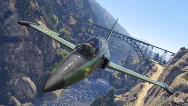 侠盗猎车手5攻略怎样获得P-966战斗机