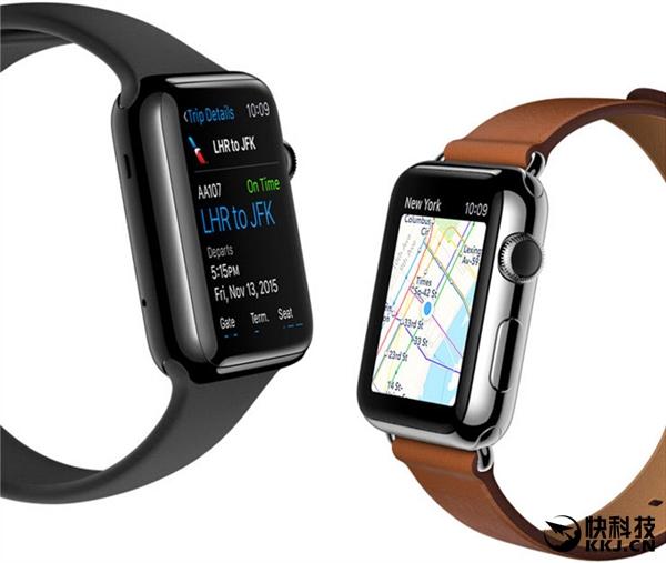 苹果智能手表销量曝光:已卖这么多!