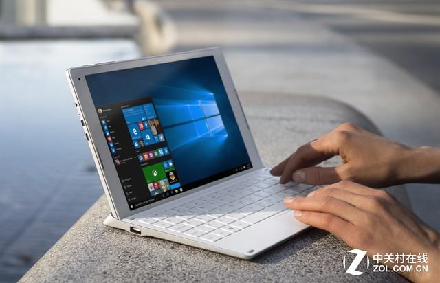 TCL发布/pwin10二合一平板电脑新品Plus10