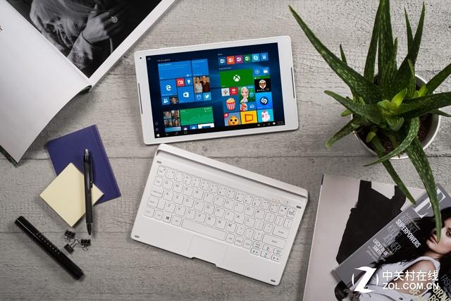 TCL发布Win10二合一平板电脑新品Plus10