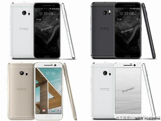 HTC 10真机照片曝光 配置涨了下巴没了
