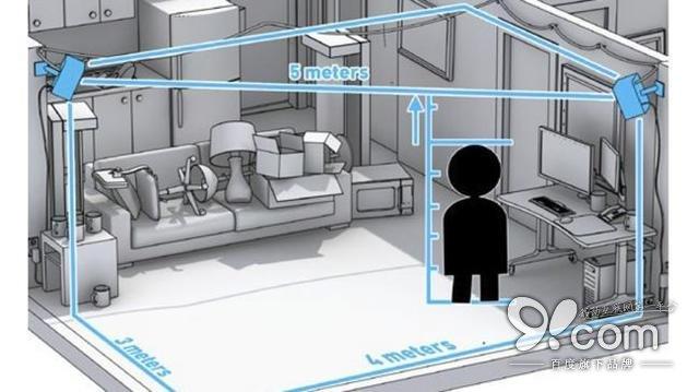 通往虚拟世界的大门 教你如何布置VR客厅