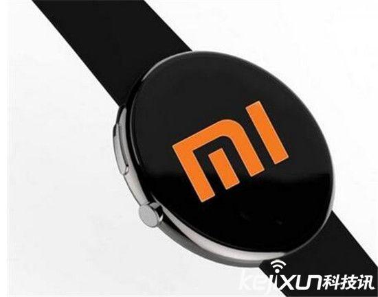 小米智能手表曝光 销量将超Apple Watch2