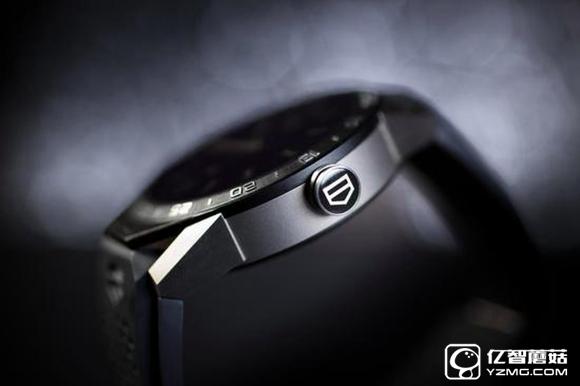 豪雅Android Wear钛金属智能手表图赏