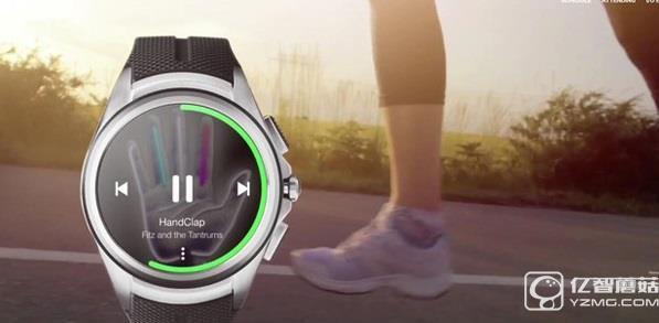 Android Wear智能手表:一款脱离手机的智能手表