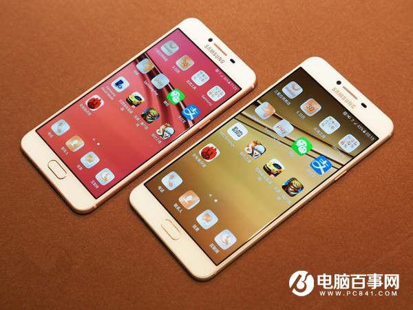 三星Galaxy C7正式发布 售价2599元起
