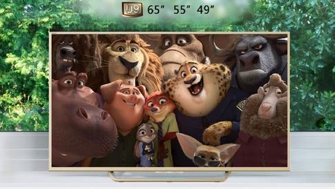 信仰、能量值均满点 索尼4K HDR电视加入6·18品质