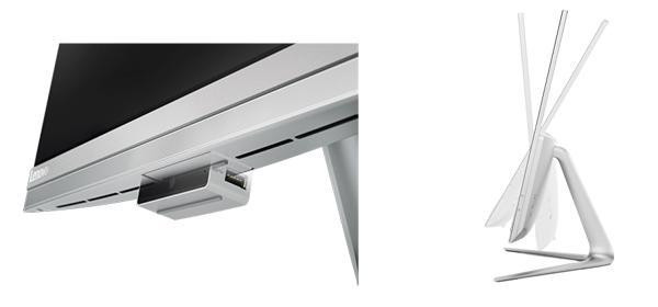 """联想发布510S一体机 主打""""无边框""""超薄机身"""