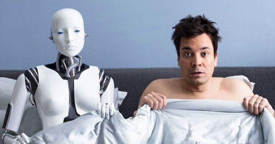 机器人有助于安眠 未来竟然要被机器睡了?