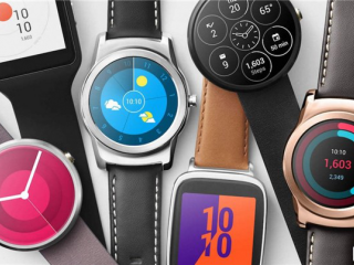 android wear智能手表家族大盘点:各个都如此炫酷