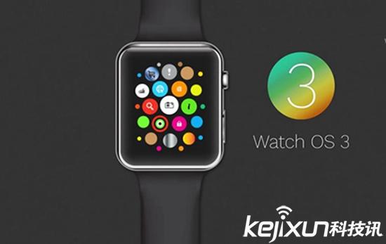 苹果手表OS 3救命新功能! 生死只在一键之间!