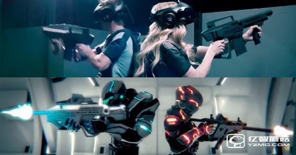 看看这些超酷的虚拟现实玩法 大部分已经实现