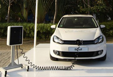 大众新一代电动汽车 充电15分钟续航483km