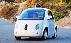 谷歌新专利曝光:自动驾驶汽车将学会识别警车