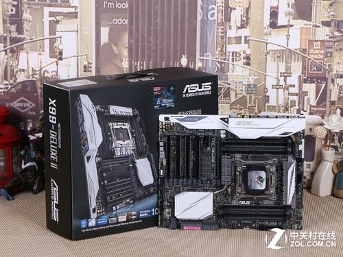 华硕X99-DELUXE II售3999元 发烧友必备