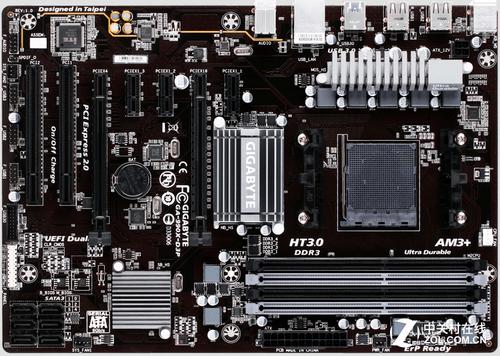 技嘉990X-D3P主板搭FX-8350实惠之选