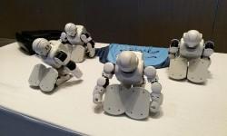 优必选发Alpha 1P教育机器人:人形可编程