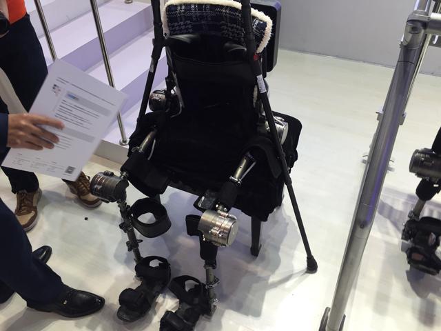 你知道什么叫可穿戴外骨骼机器人吗?绝对实用