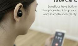 这款无线耳塞比AirPods好看百倍   还有很多智能功能