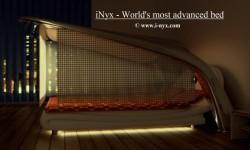 iNyx是世界上最高科技的床:有它天天赖床上不想出门