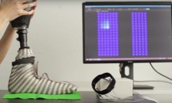 智慧袜子proCover:能让假肢也有触觉
