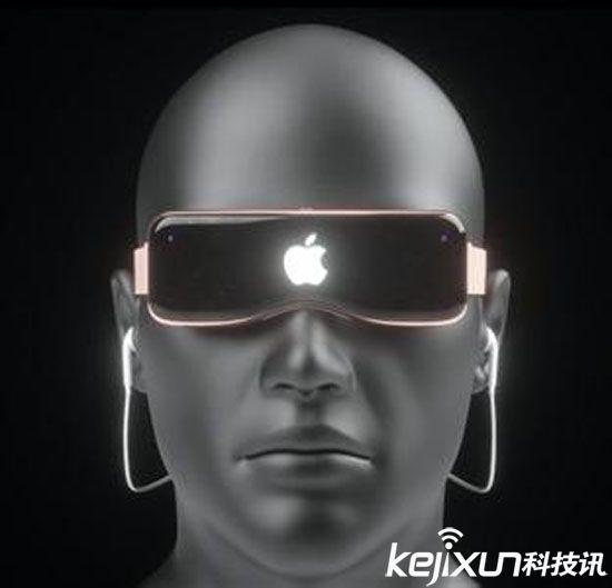 苹果新专利曝光:VR头戴显示设备形似三星