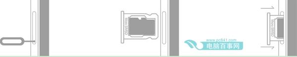 360奇酷手机怎么装卡 360奇酷手机 sim卡安装图文教程