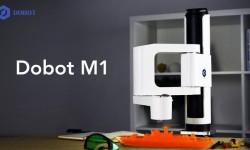 Dobot M1机械手臂:你见过如此小巧的专业制造机器人手臂吗