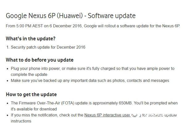 Android 7.1正式版终于来了:12月5日开更新