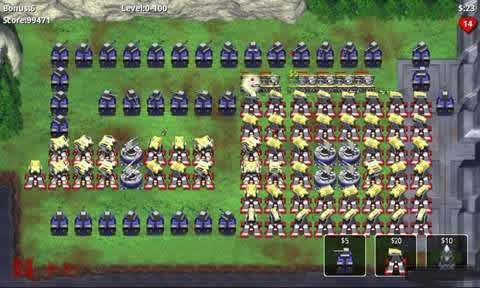 RoboDefense机器人塔防游戏详细攻略